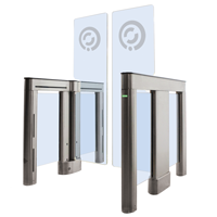 Alvarado Supervisor 2000-SM Optical Turnstile