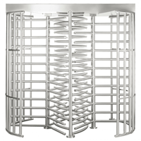 Alvarado Model MSTT Full Height Security Turnstile