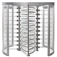 Alvarado Model CPSTT Full Height Security Turnstile