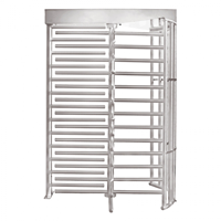 Alvarado Model FMST Full Height Security Turnstile